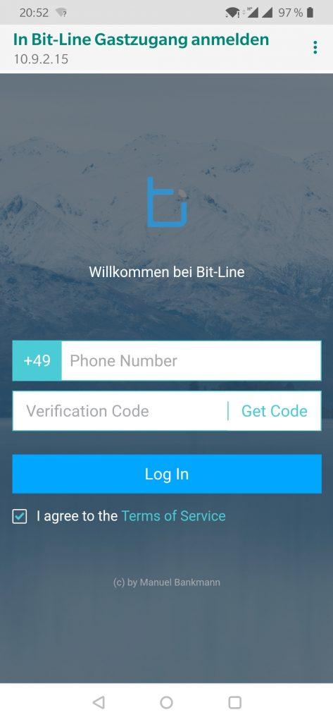 Bit-Line Gastzugang